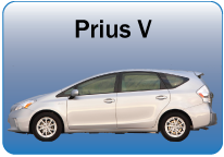 Prius V Parts and Accessories